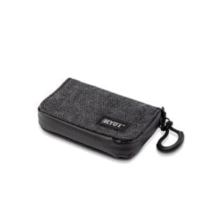 RYOT – Estuche Anti Olor Krypto Kit Black 10 cms