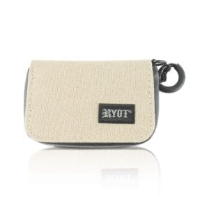 RYOT – Estuche Anti Olor Krypto Kit Natural 10 cms