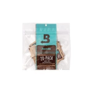 Boveda Size 1 62% 20 Pack