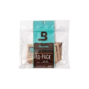 Boveda Size 4 58% 10 Pack