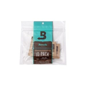 Boveda Size 4 62% 10 Pack