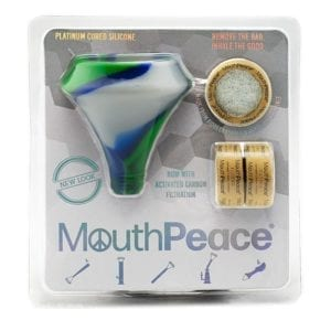 MOOSE LABS MOUTHPEACE STARTER KIT 3 FLT EARTH