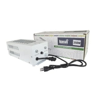 Kasvi – Balastro 250w Magnetico Plug&Play