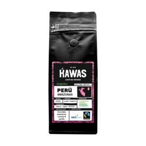 KAWAS – Café Perú Amazonas Orgánico 250 gr