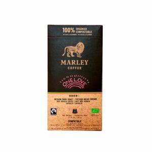MARLEY COFFEE – Cápsula One Love Nespresso compatible