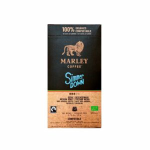 MARLEY COFFEE – Cápsula Simmer Down Nespresso compatible